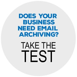 email archiving Milwaukee