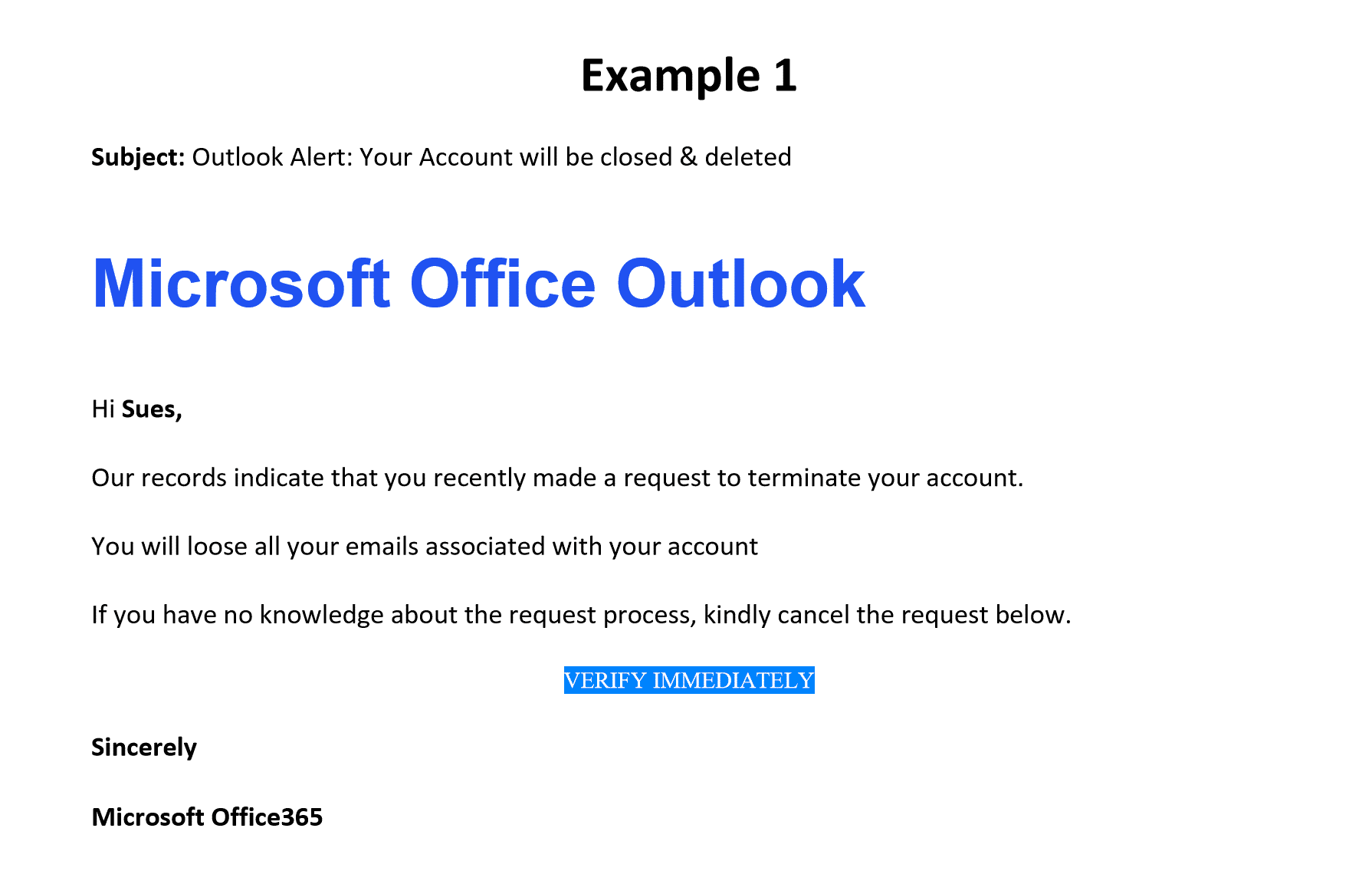 Beware of this Office 365 Phishing Scam - Ontech Systems