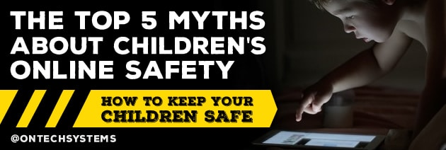 childrens online safety