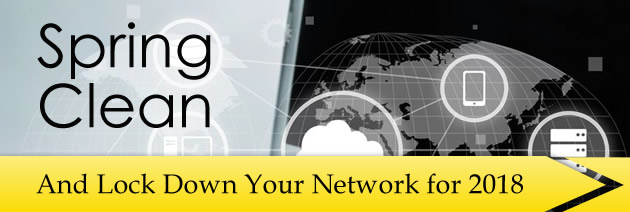 spring clean network