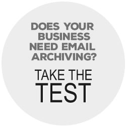 email archiving Milwaukee WI