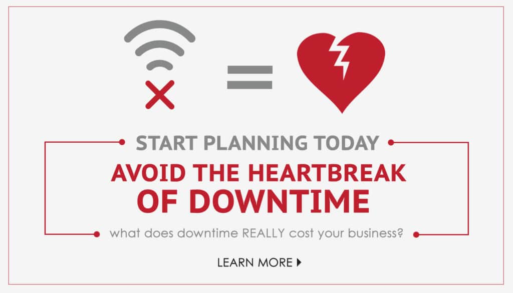How to minimize downtime