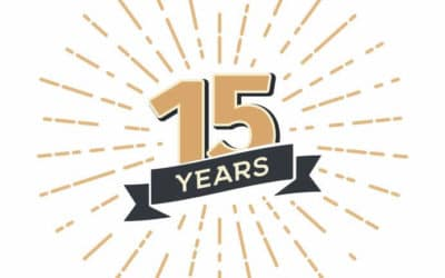 Ontech is Celebrating 15 Years of Service!