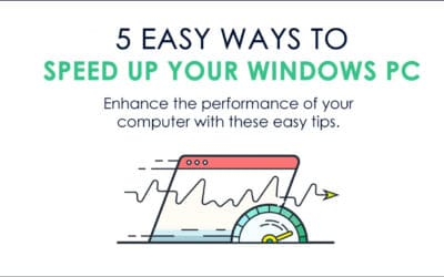 5 Easy Ways to Speed Up Your Windows PC