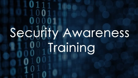 If your organization is not conducting formal training on the dangers of the cyber threats and available protections, your network infrastructure may be at risk.
