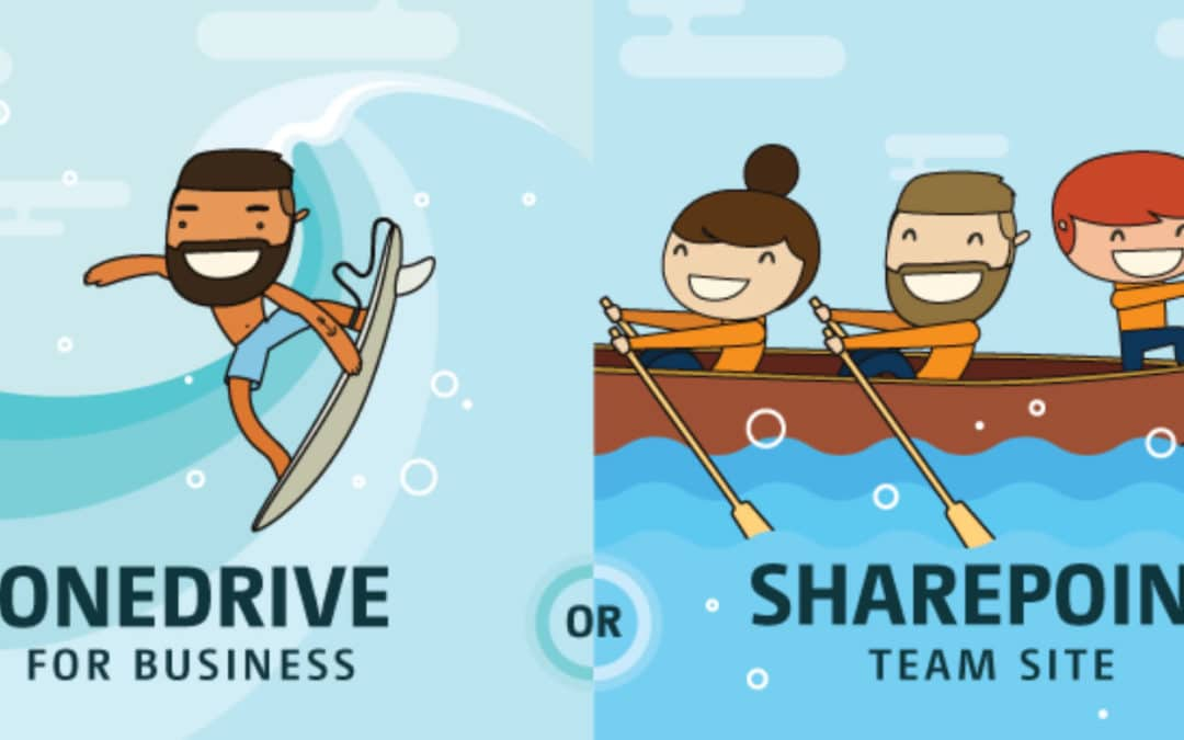 OneDrive vs. SharePoint: What's the Difference?