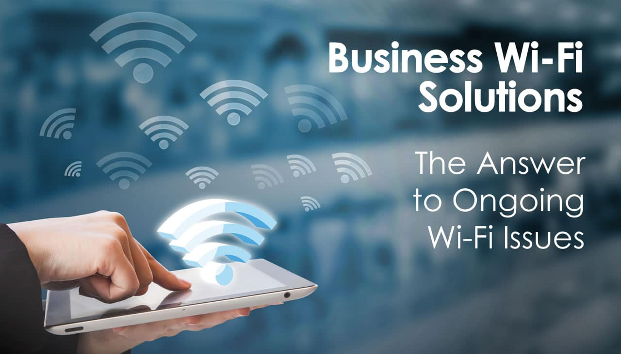 business wifi solutions