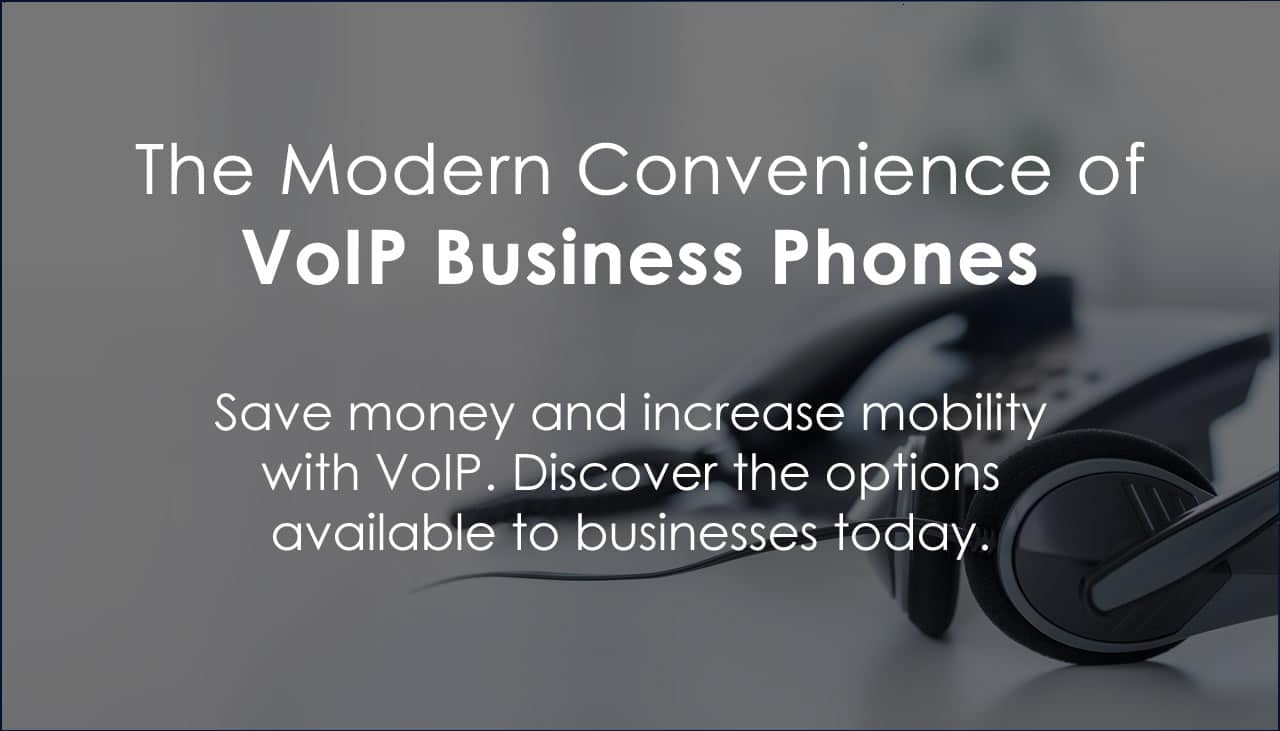 Save money with VoIP